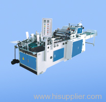 Full paper box window-pasting machine