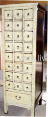 Antique Chinese medicine cabinet
