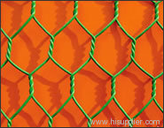 hexagonal iron wire mesh