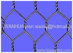 hexagonal woven wire mesh