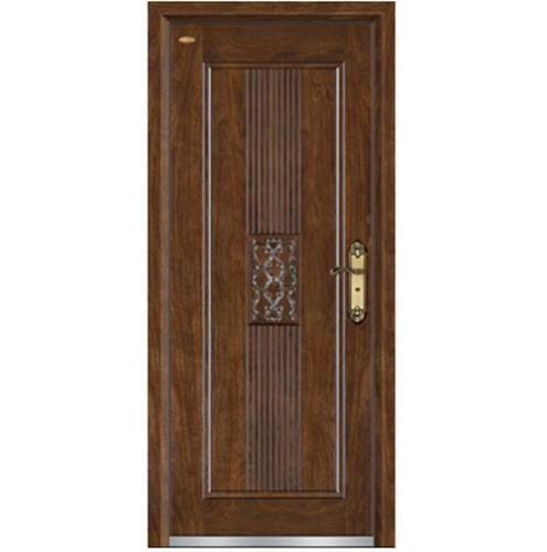 steel wood armor door