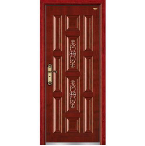 entrance wood door