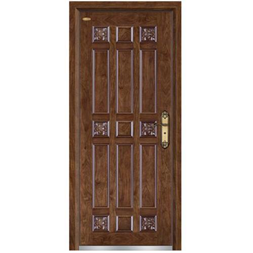 interior steel wood doors