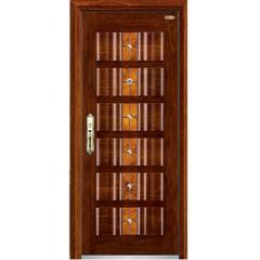assmble wood-steel door series