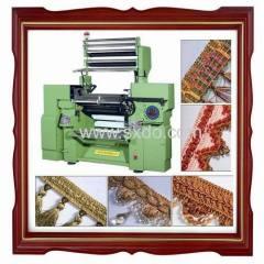 lace crochet machine