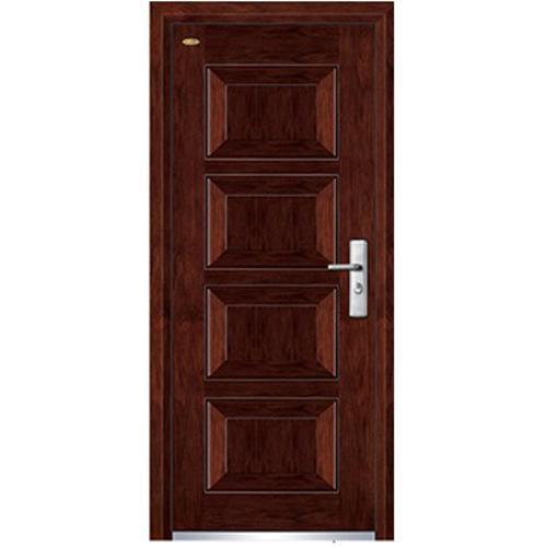 interior wood steel door