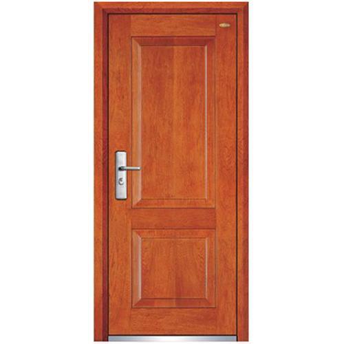 security wood doors