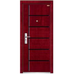 medium grade wood steel doors
