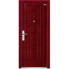 steel wood door DW-302