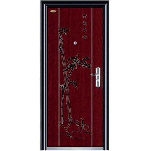 room door normal wood steel door