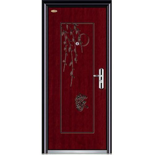 height 2050mm normal wood steel door