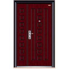 wood steel non standard door