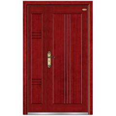non standard wood steel doors