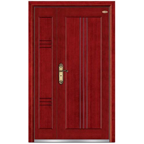 non standard wood steel doors