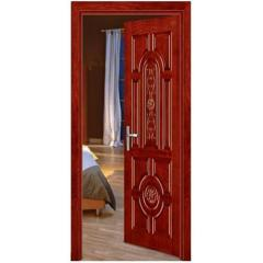 Interior veneer door (solid wood)