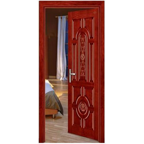 Interior veneer door (solid wood)