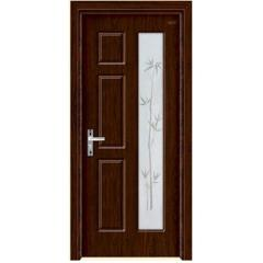 kitch&bathroom wooden door