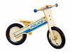 Woody police bike