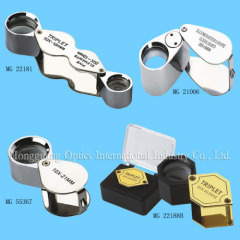 Jewellery magnifier