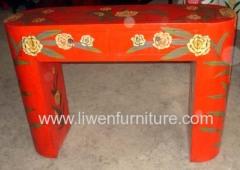 antique furniture side table