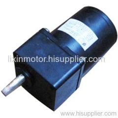 ac gear motor with gear box