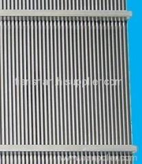 wedge wire sieve panels