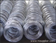 Hot Dipped Galvanized Iron Wire roll