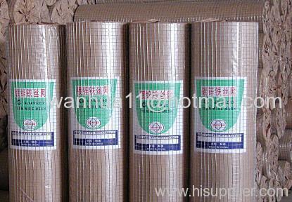 welded mesh in roll