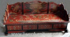 Chinese antique sofa