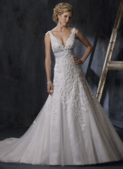 wedding dresses white quality