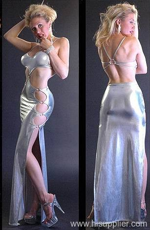 ladies sexy gown