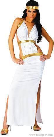 Buckle Halter Top Gown