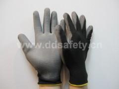 Nylon with PU glove