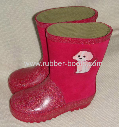 Kid's rainboot