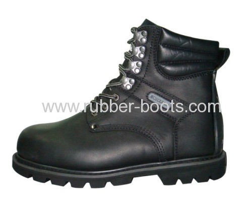 full leather 3M Thinsulate Safety shoe