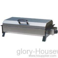 Portable electric barbecue