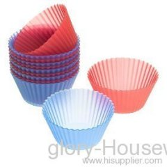 12 -piece baking cups set