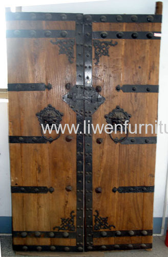 Chinese Antique Iron Doors Products China Products