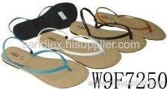 women sandal shoe