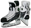 White Ice Hockey Skates