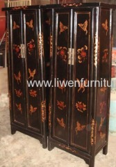 chinese wooden cabinet