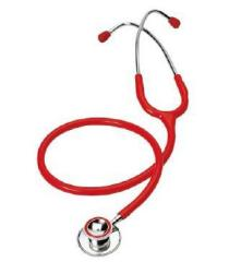stethoscope with non-chill bell ring