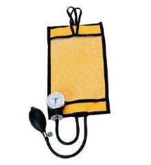 Infusion type aneroid sphygmomanometers