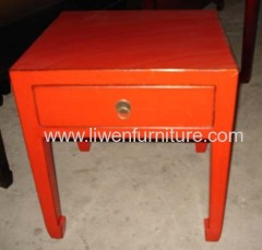 Chinese antique furniture stool