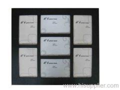 Wooden photo frame