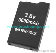 PSP 3600MAH thick battery pack