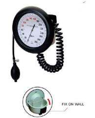 Wall type sphygmomanometer with ABS Basket