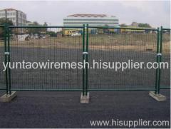 temporary fences