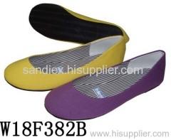 pu ballet shoes