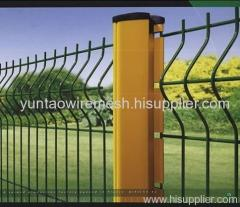 electro/hot-dipped galvanized welded mesh fencing